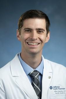Photo of Dr Allen  Maertin DO
